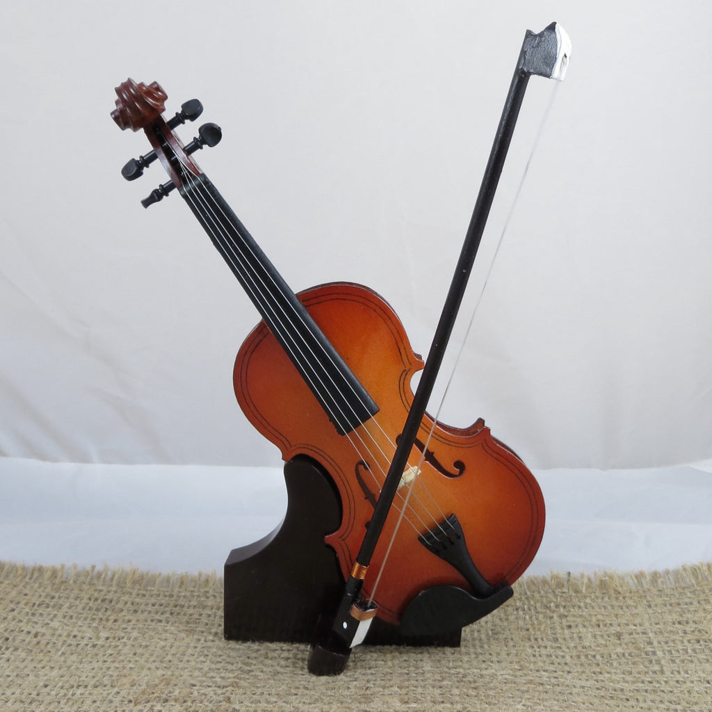 Miniature Personalized Violin