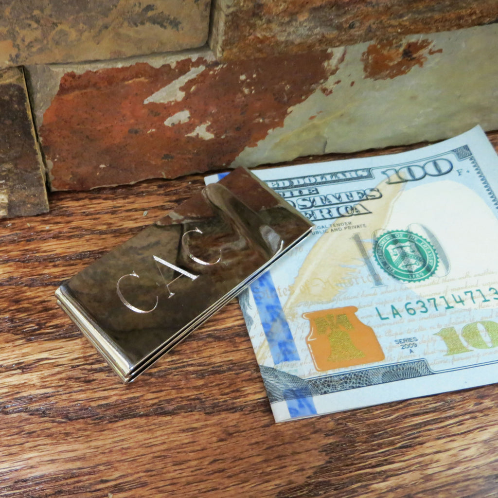 No-Slip Money Clip