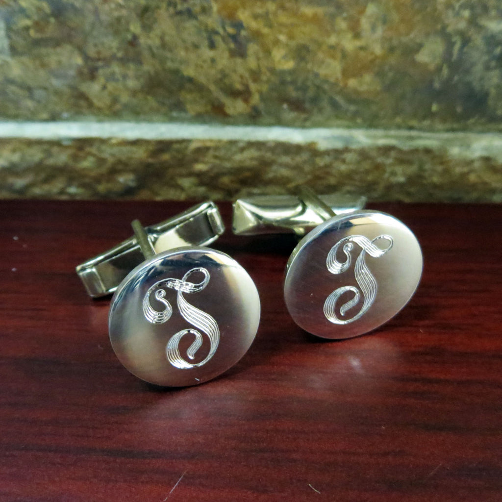 Sterling Silver Cuff Link