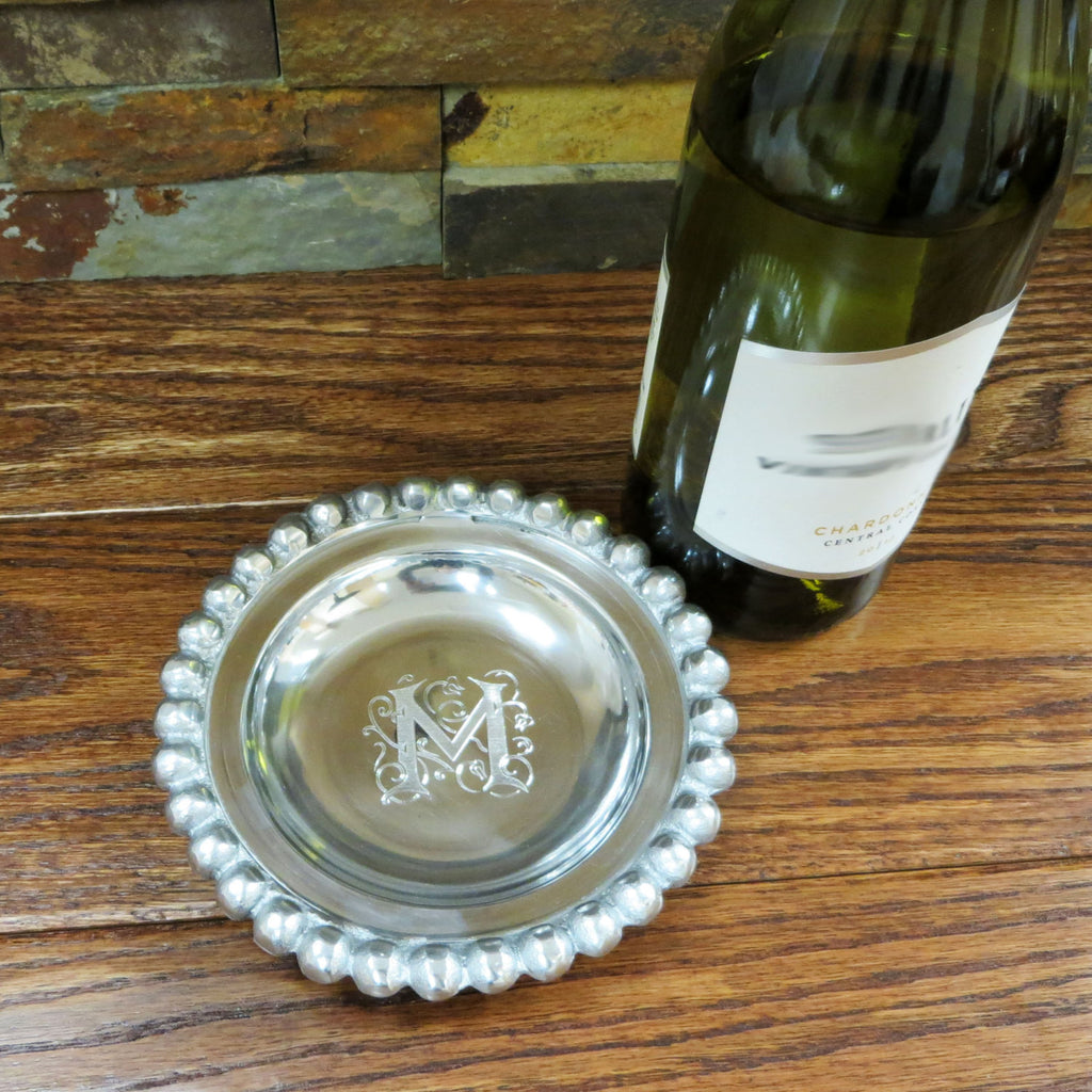 Monogram Wine Tray