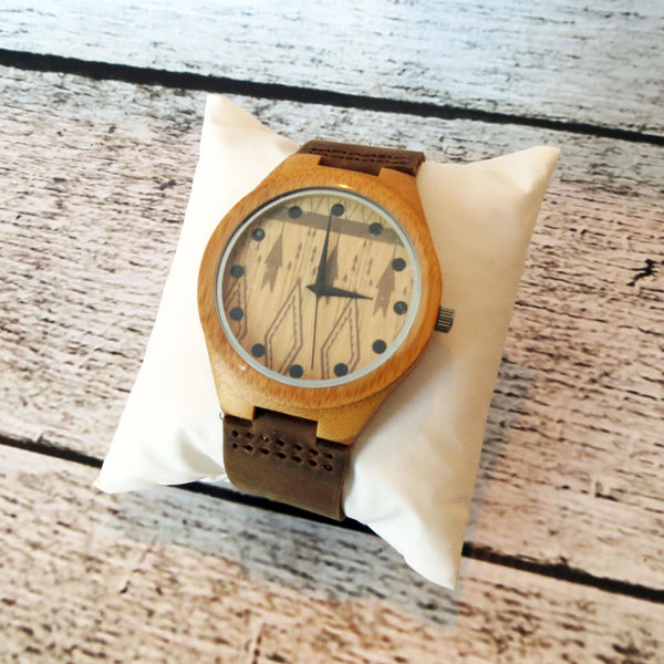 Wooden Wrist Watch