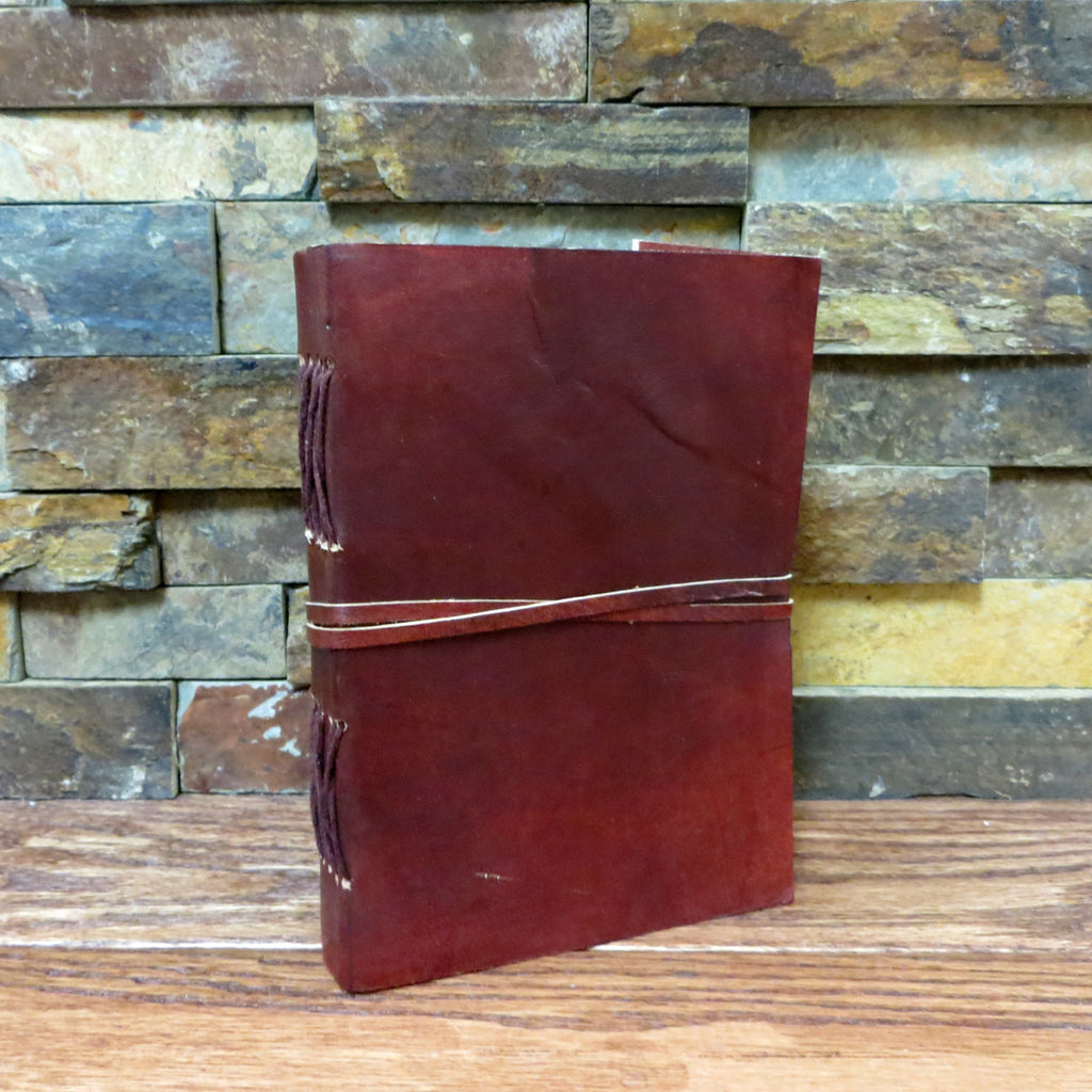 Leather Personalized Journal