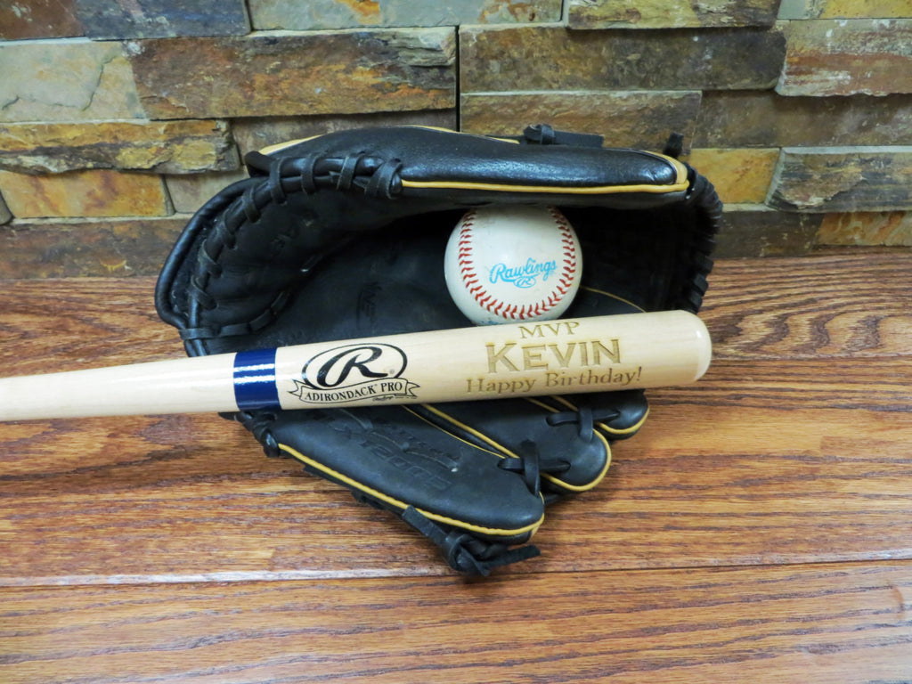 Personalized Mini Baseball Bat
