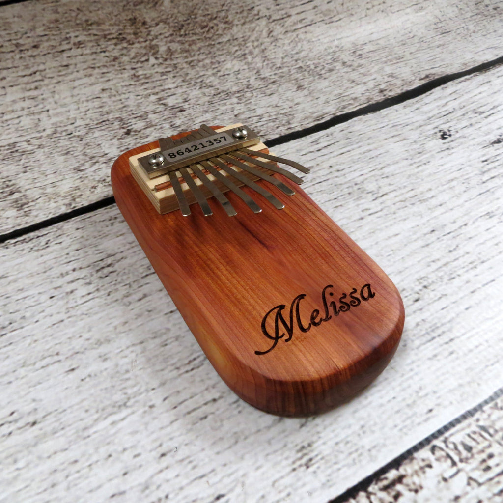Personalized Kalimba