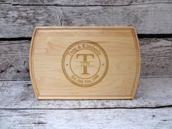 Promotional Personalized Cutting Board