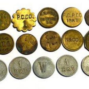 Delmarva Merchant's Tokens- A Collector's Perspective