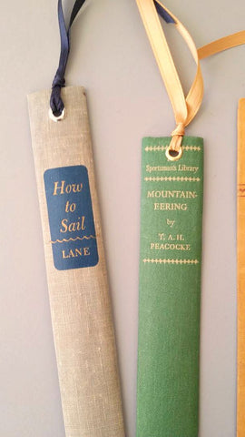 The Old Book Bookmark