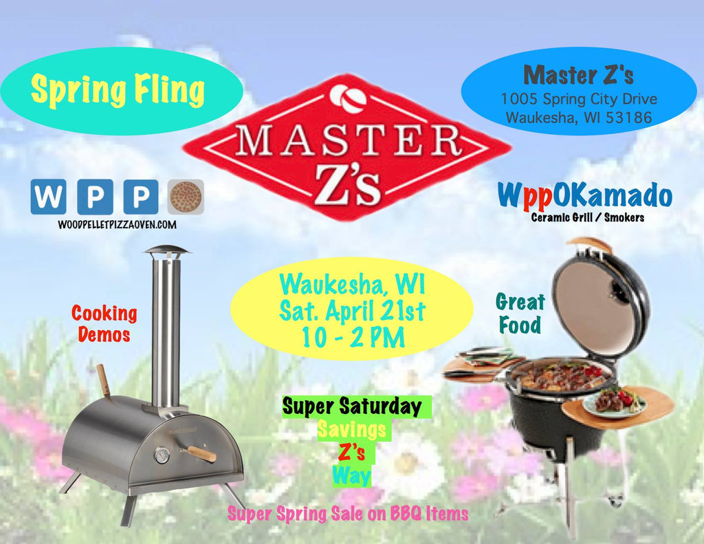 Don't Miss it! Spring Sale on BBQ Items - Saturday, April 21st