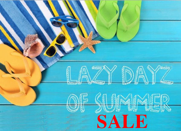 Lazy Dayz of Summer Sale