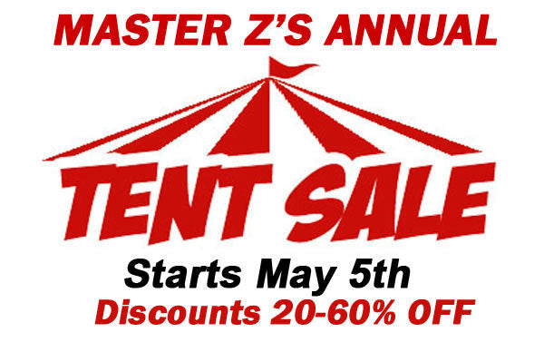 Tent Sale Starts This Weekend! Save Big on Patio Furniture!