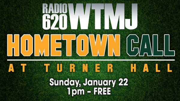 Master Z's and 620 WTMJ to host Hometown Call at Turner Hall