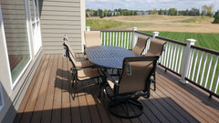 waukesha outdoor dining set