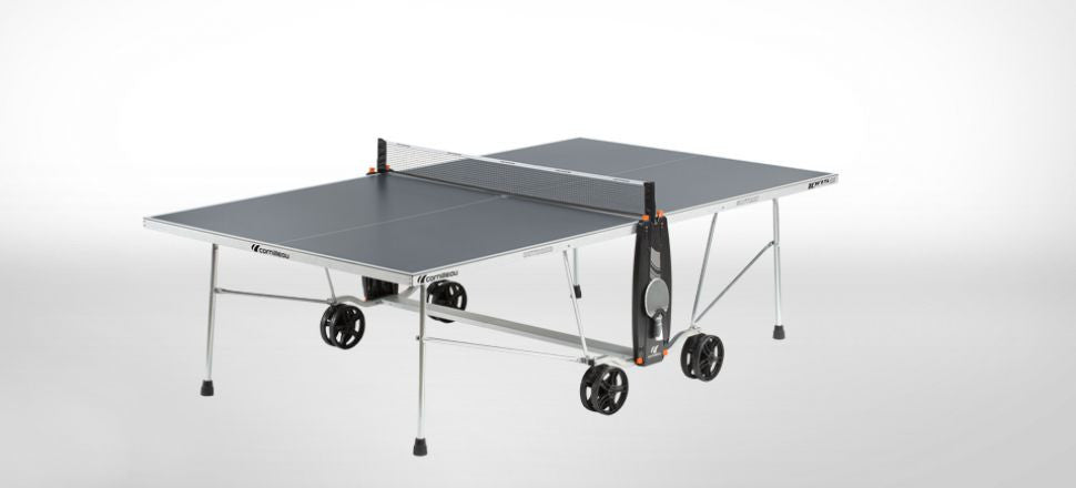 "Cornilleau ""100M Indoor/Outdoor"" Ping Pong Table"