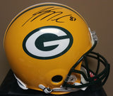 Jordy Nelson Green Bay Packers Signed Full Size Authentic Proline Helmet