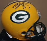 Eddie Lacy Green Bay Packers Signed Full Size Replica Helmet