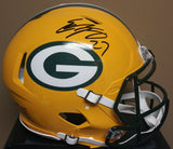 Eddie Lacy Green Bay Packers Signed Full Size Authentic Speed Helmet