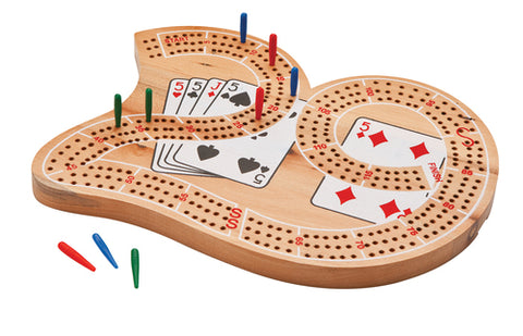 "Mainstreet Classics ""29inch Cribbage Board"""