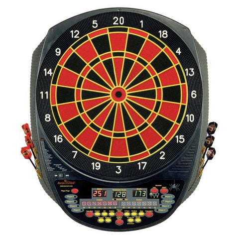 Arachnid Inter-Active 6000 Electronic Soft Tip Dartboard