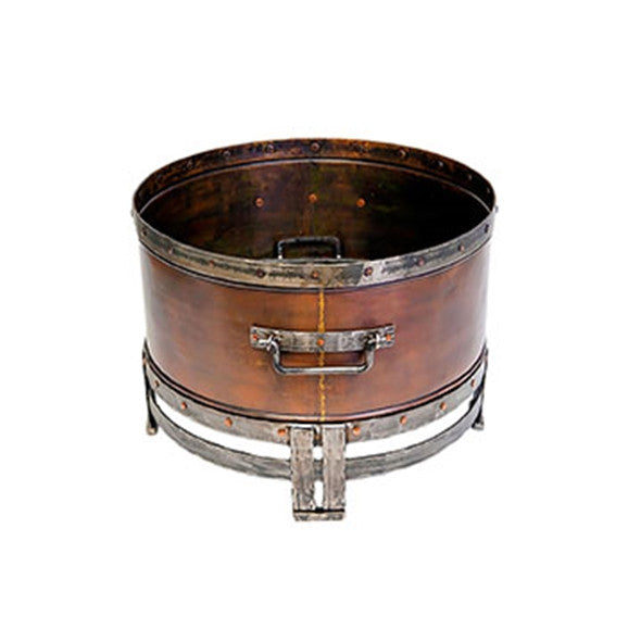 "Jatex ""Copperstone"" Copper Fire Pit"