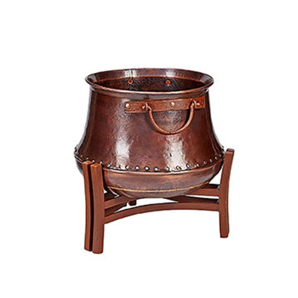 "Jatex ""Anatolia"" Copper Fire Pit"
