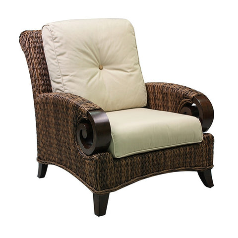 Patio Renaissance Antigua Collection Outdoor Lounge Chair