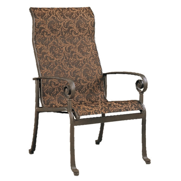Patio Renaissance Caicos Collection Outdoor HB Dining Chair