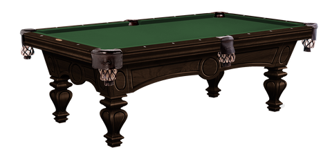 "Olhausen ""Caldwell"" Pool Table"