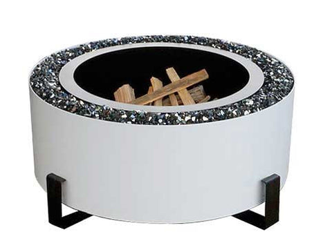 "Breeo ""Luxeve"" Smoke Less Fire Pit with Lid"