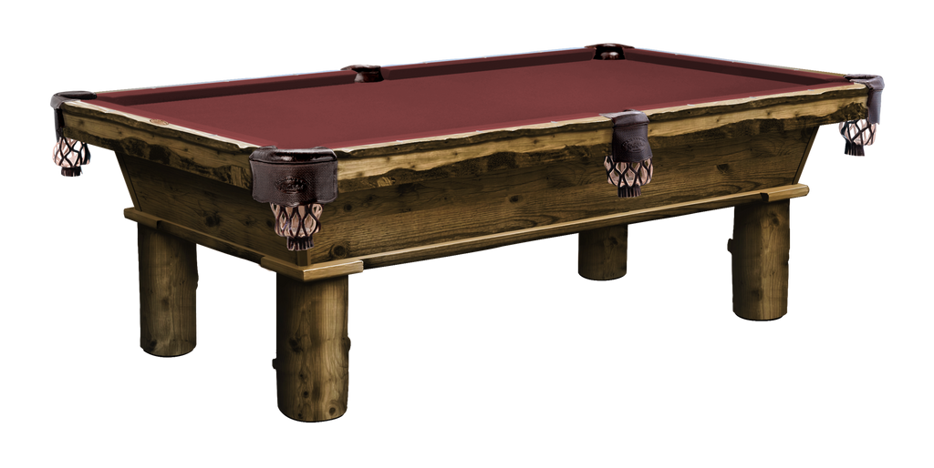 "Olhausen ""Cumberland"" Pool Table"