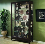 Curio Cabinet (Chocolate Cherry)
