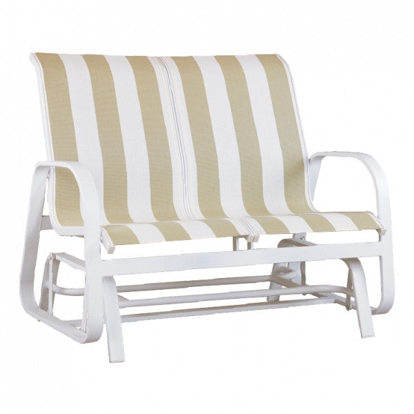 Patio Renaissance Aruba Collection Outdoor Double Glider