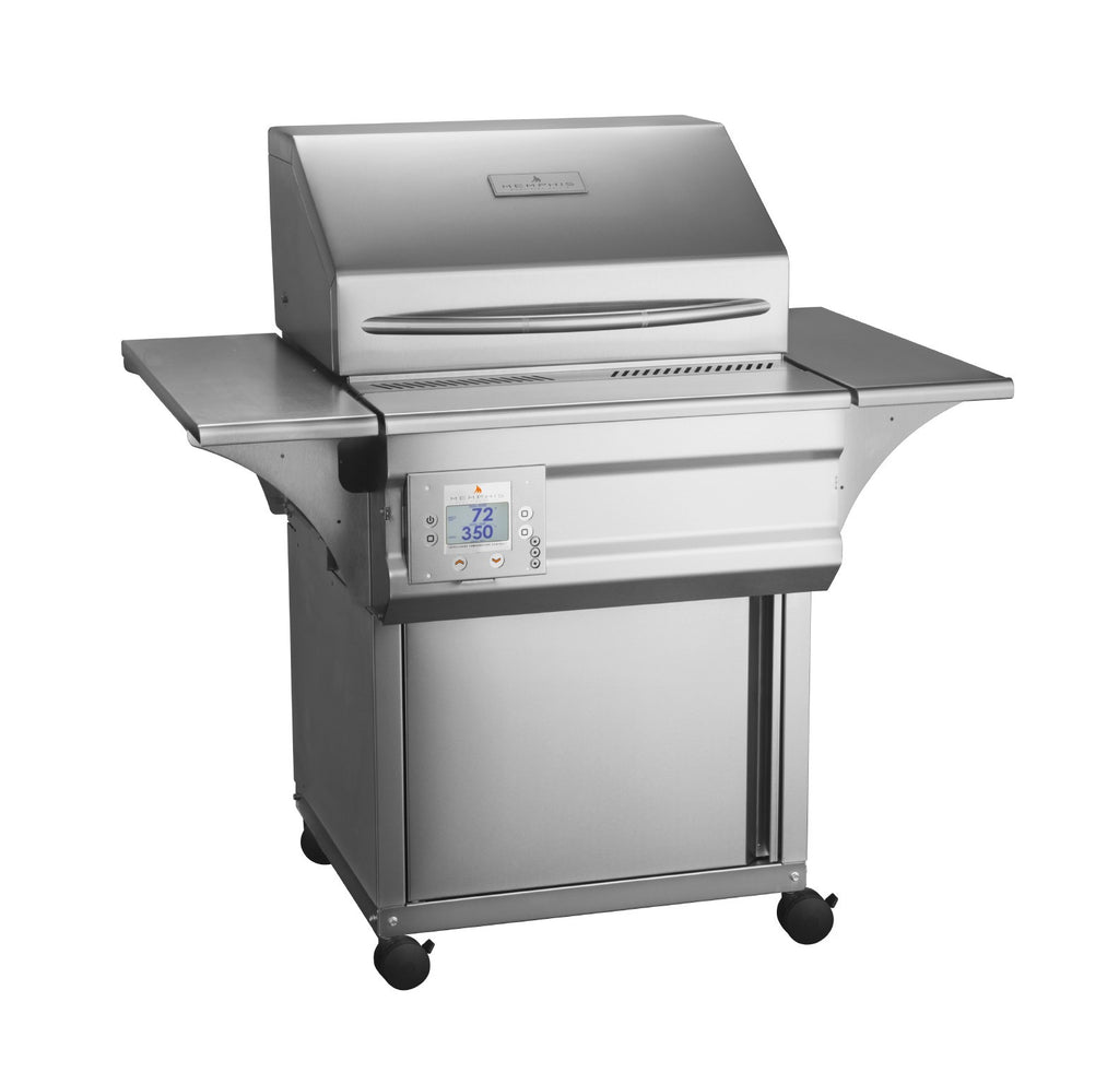 "Memphis Wood Fire Grills ""Memphis Advantage Plus"" Grill & Cart"
