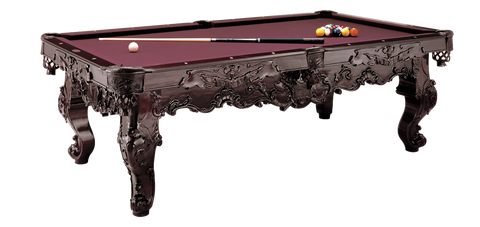 "Olhausen ""Excalibur"" Pool Table"