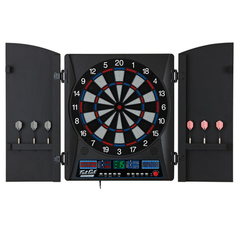 "Fat Cat ""Electronx"" Electronic Dartboard"