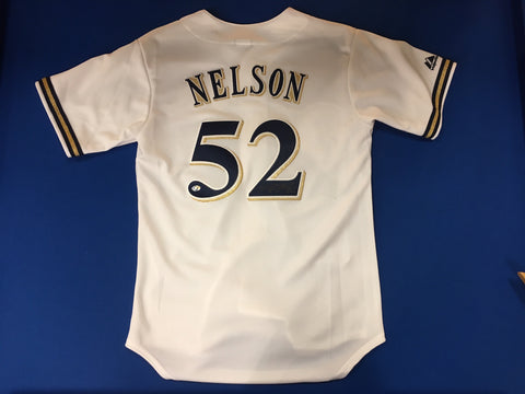 Jimmy Nelson Signed Jersey