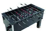 Legacy Billiards Classic Foosball Table One-Man Goalie