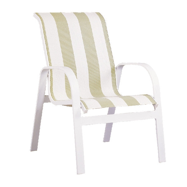 Patio Renaissance Aruba Collection Outdoor LB Dining Chair