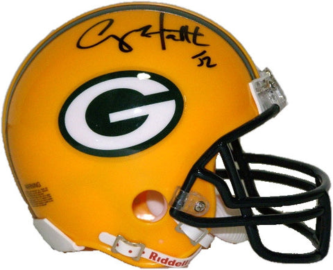 Clay Matthews Green Bay Packers Signed Mini Helmet