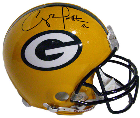 Clay Matthews Green Bay Packers Signed Full Size Authentic Proline Helmet
