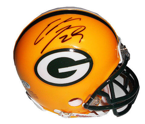 Eddie Lacy Green Bay Packers Signed Mini Helmet