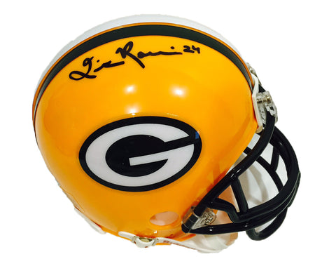 Quinten Rollins Green Bay Packers Signed Mini Helmet