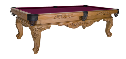 "Olhausen ""Louis XIV"" Pool Table"