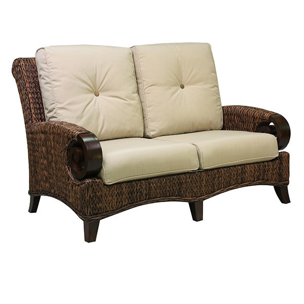Patio Renaissance Antigua Collection Outdoor Loveseat