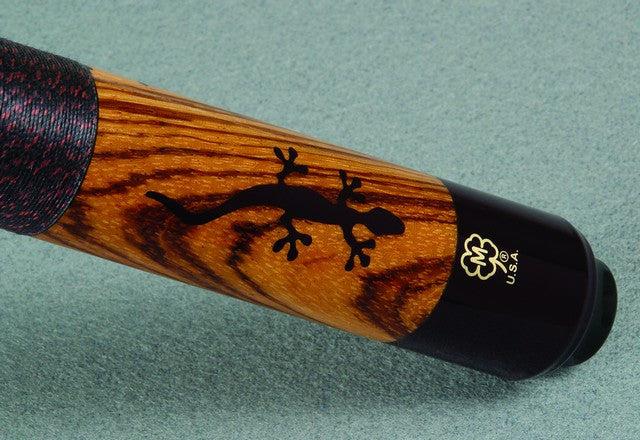 McDermott Classic M54A African Gecko Pool Cue