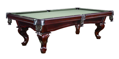 Legacy Billiards Sterling Series Mallory Pool Table