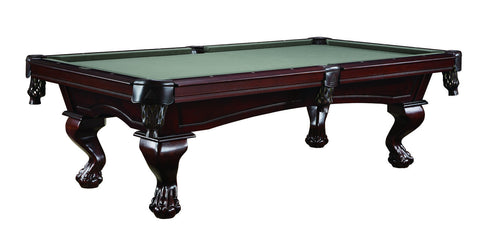 Legacy Billiards Sterling Series Megan Pool Table
