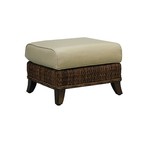 Patio Renaissance Antigua Collection Outdoor Ottoman