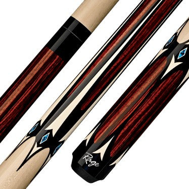 Rage RG201 Eye Of The Tiger Pool Cue