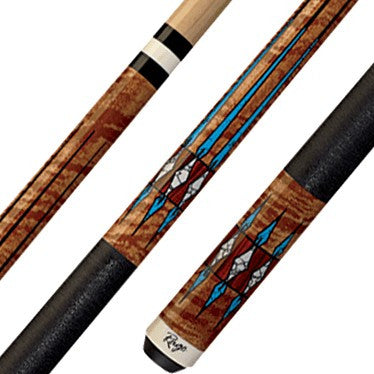 Rage RG208 Turqoise Love Pool Cue