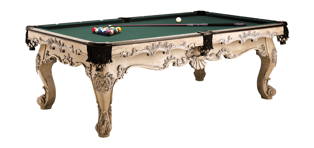 "Olhausen ""Rococo"" Pool Table"